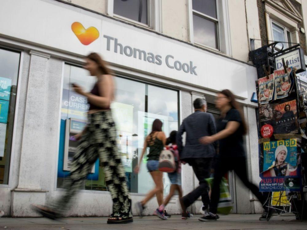 Le plus ancien voyagiste du monde, Thomas Cook, s'est déclaré cette nuit en faillite déclenchant le rapatriement sans précédent de 600.000 clients en vacances dans le monde