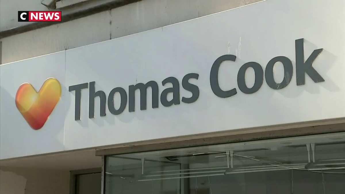 Faillite Thomas Cook : Ce qu'il faut savoir sur le rapatriement des Français
