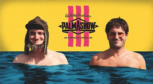 """""""La folle soirée du Palmashow"""" à partir de 21h15 sur TMC, le mercredi 9 octobre"""