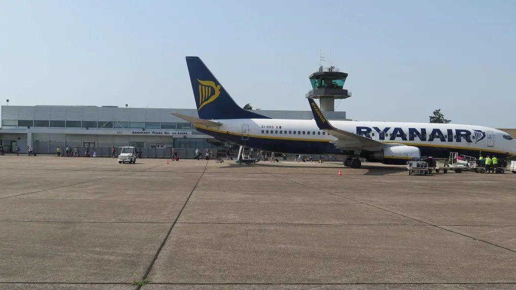 Aéroport de Tours : fréquentation en hausse de 10 %