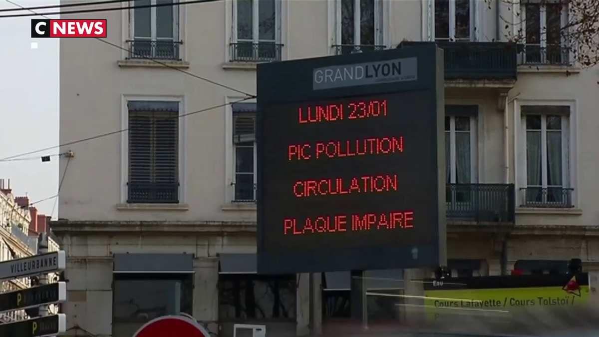 Pollution de l'air : La France condamnée par la justice européenne