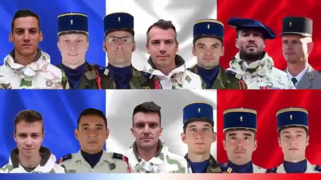 Le clip très émouvant mis en ligne par l'armée de terre en hommage aux 13 militaires Français morts au Mali