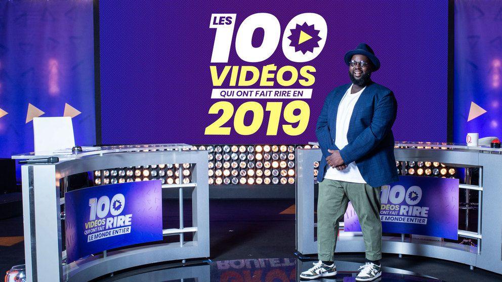 """Nouvelle émission spéciale - """"Les 100 vidéos qui ont fait rire en 2019"""" jeudi 26 décembre à 21h05 sur W9"""
