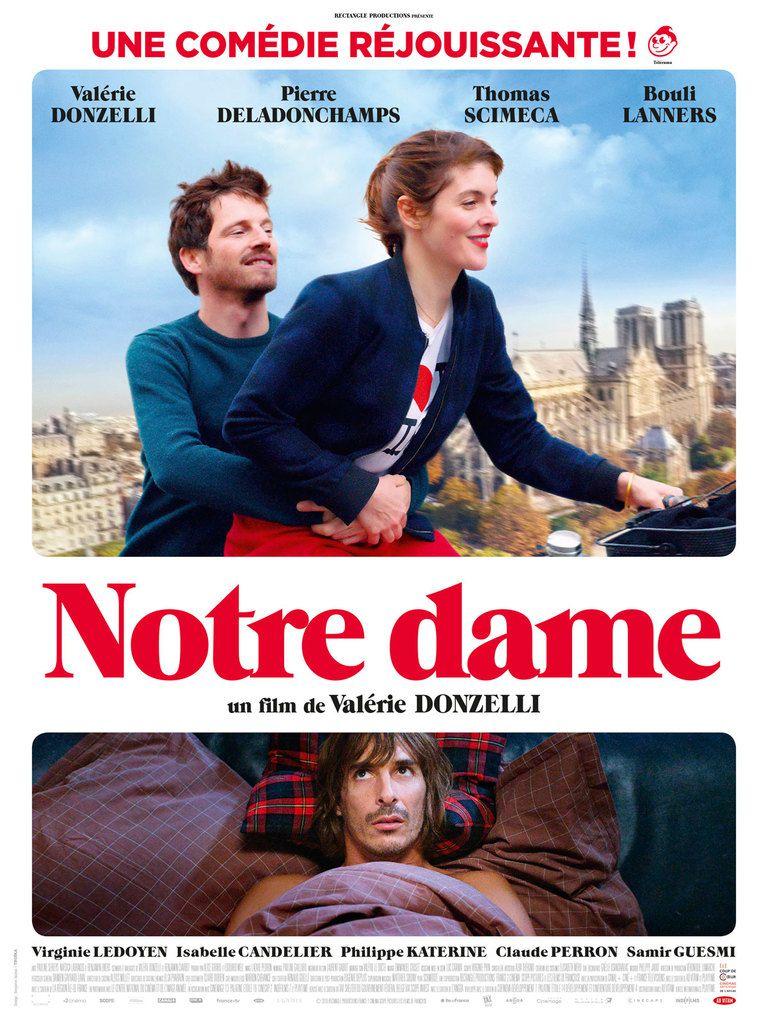 Notre Dame, la nouvelle comédie de Valérie Donzelli en salles le 18 décembre