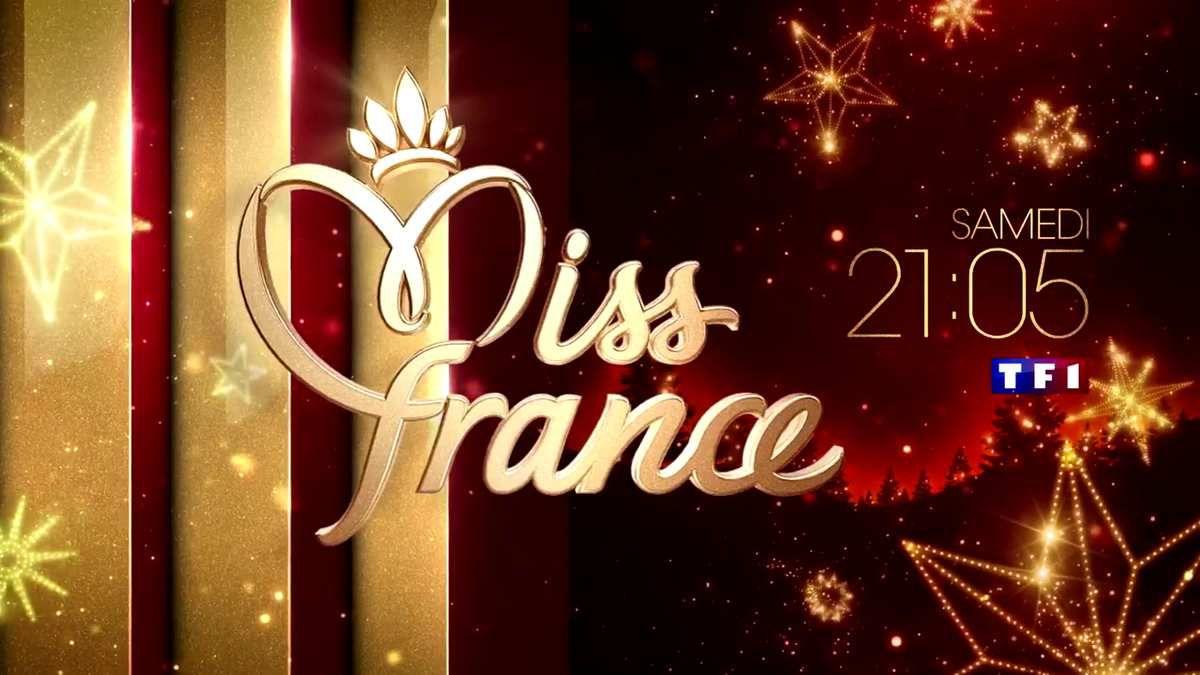 """Journée et soirée spéciale """"Election de Miss France 2020"""" samedi soir à partir de 16h00 sur TF1"""