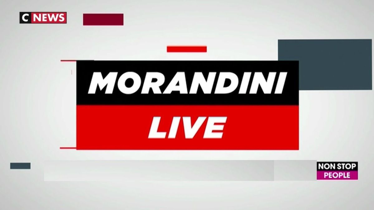 Morandini Live du 12 décembre