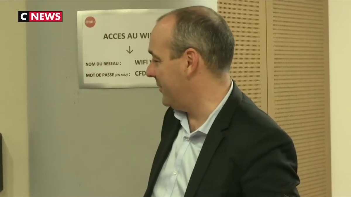 Grève des transports : Laurent Berger espère une trêve pour Noël