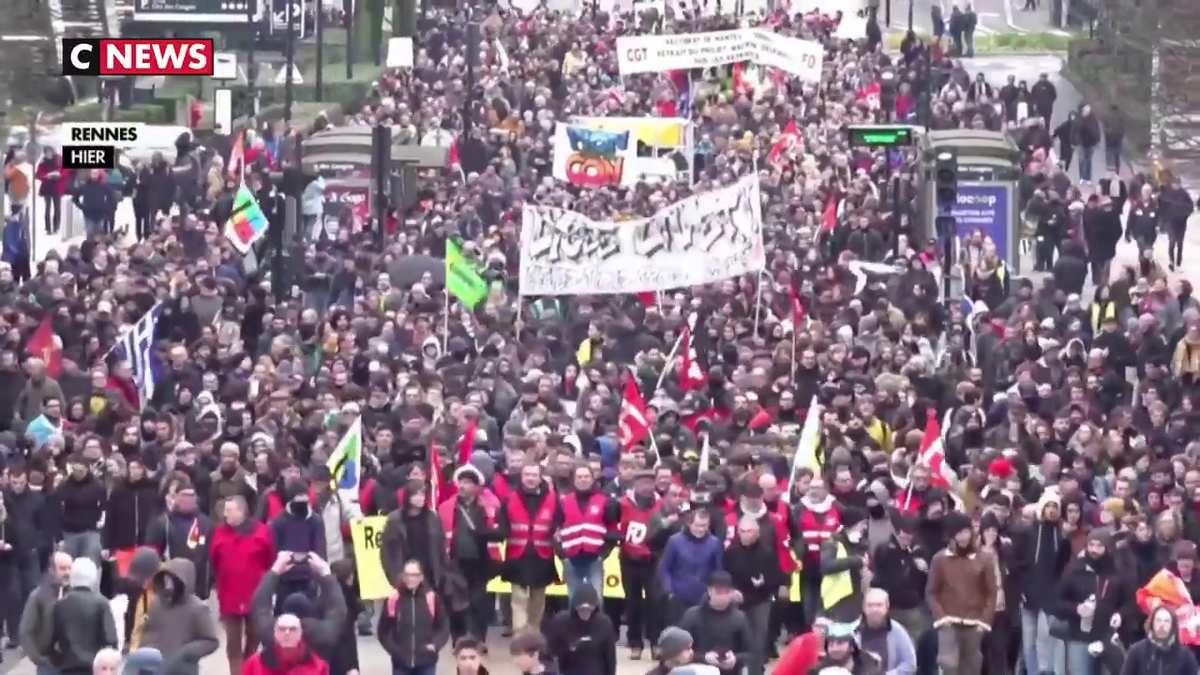Réforme des retraites : Les syndicats reçus ce mercredi à Matignon