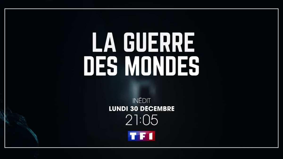 """Mini fiction événement britannique : """"La guerre des mondes"""" lundi soir à partir de 21h05 sur TF1"""