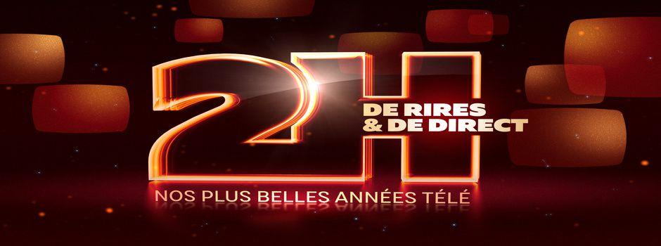 """""""2 heures de rires et de directs : Nos plus belles années télé"""", le samedi 18 janvier à 21h05 sur France 2"""