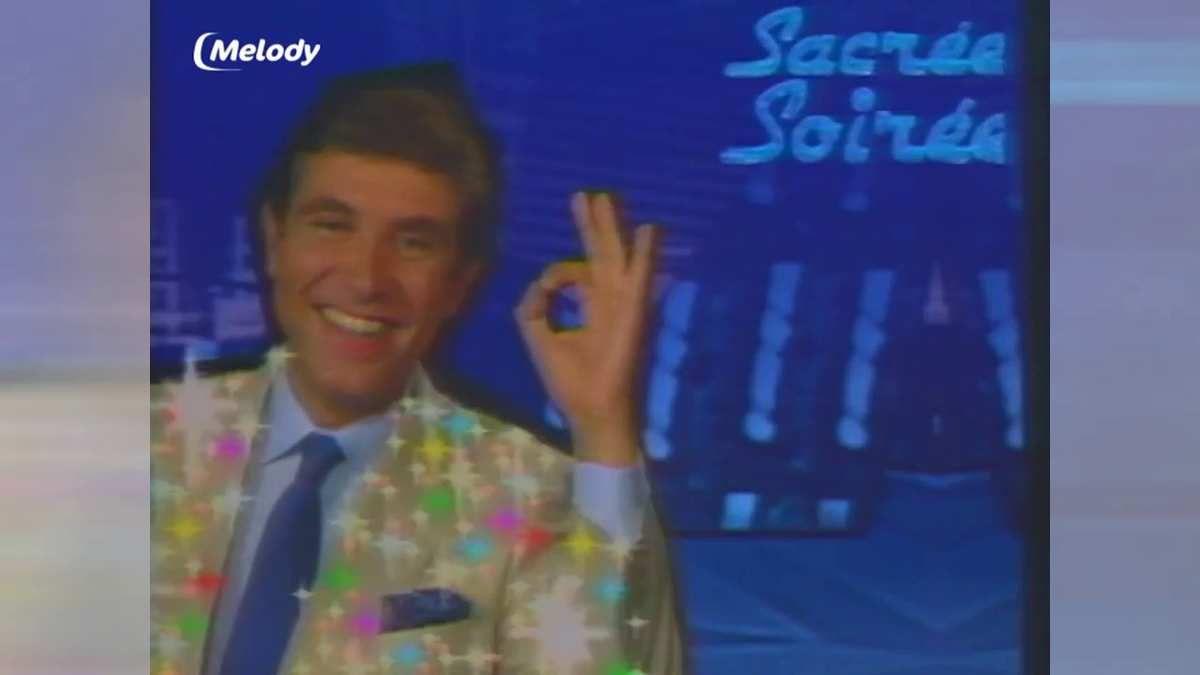 TV Melody rediffusera Sacrée Soirée de Gilbert Bécaud datant de 1988, le jeudi 23 janvier à 20h40