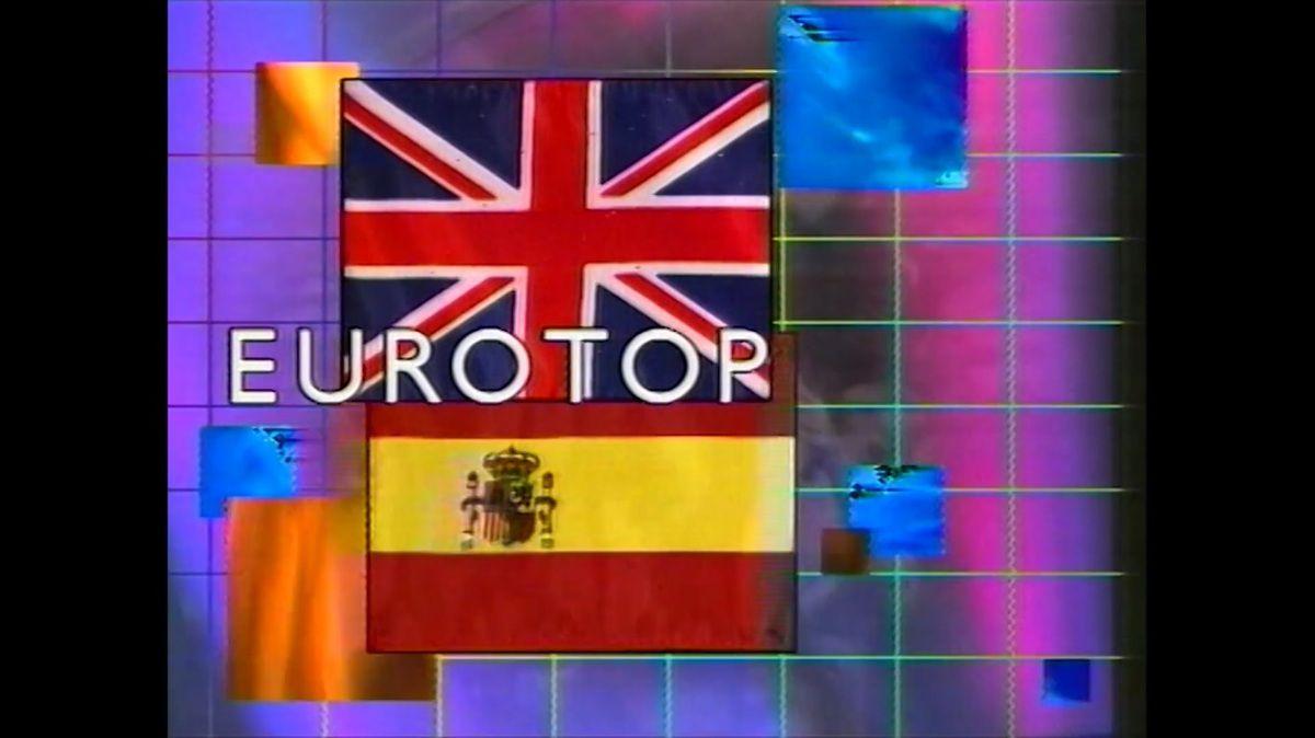 """TV Melody proposera de voir """"Eurotop N°3"""" jamais revue depuis 1991, le mercredi 15 janvier"""