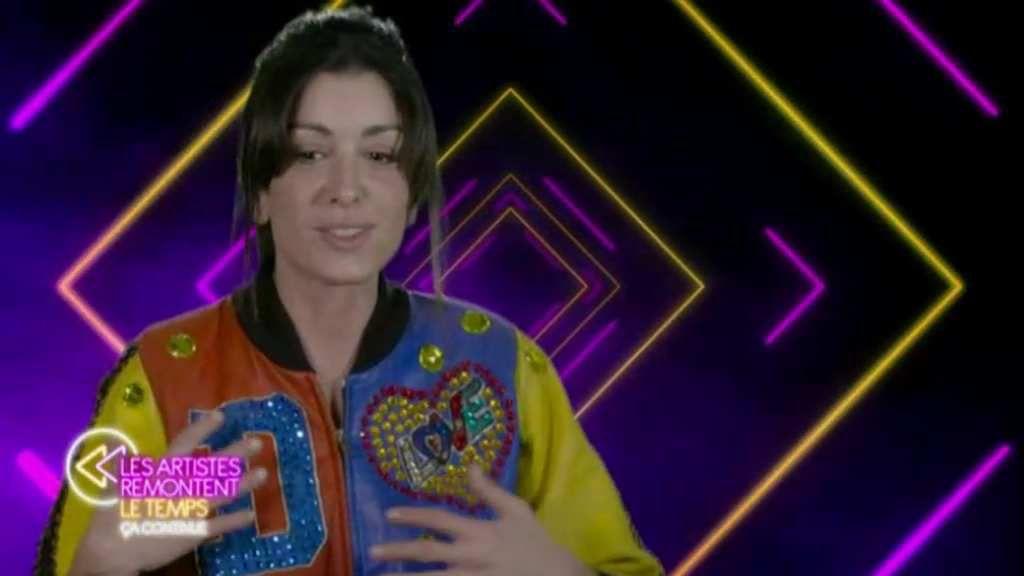 Sur M6, Jenifer a eu la chance de porter une des vestes de... Dorothée !