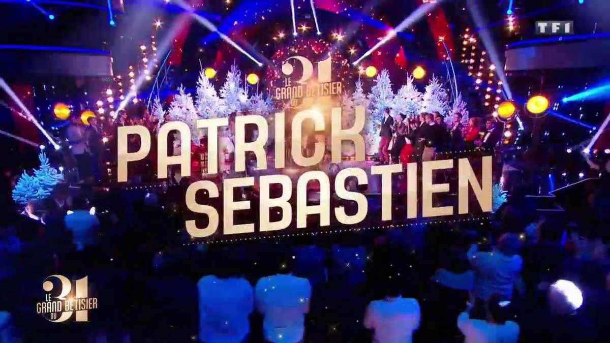 Patrick Sébastien n'a pas réveillonné sur France 2 mais sur TF1, et il a montré des envies de refaire des émissions