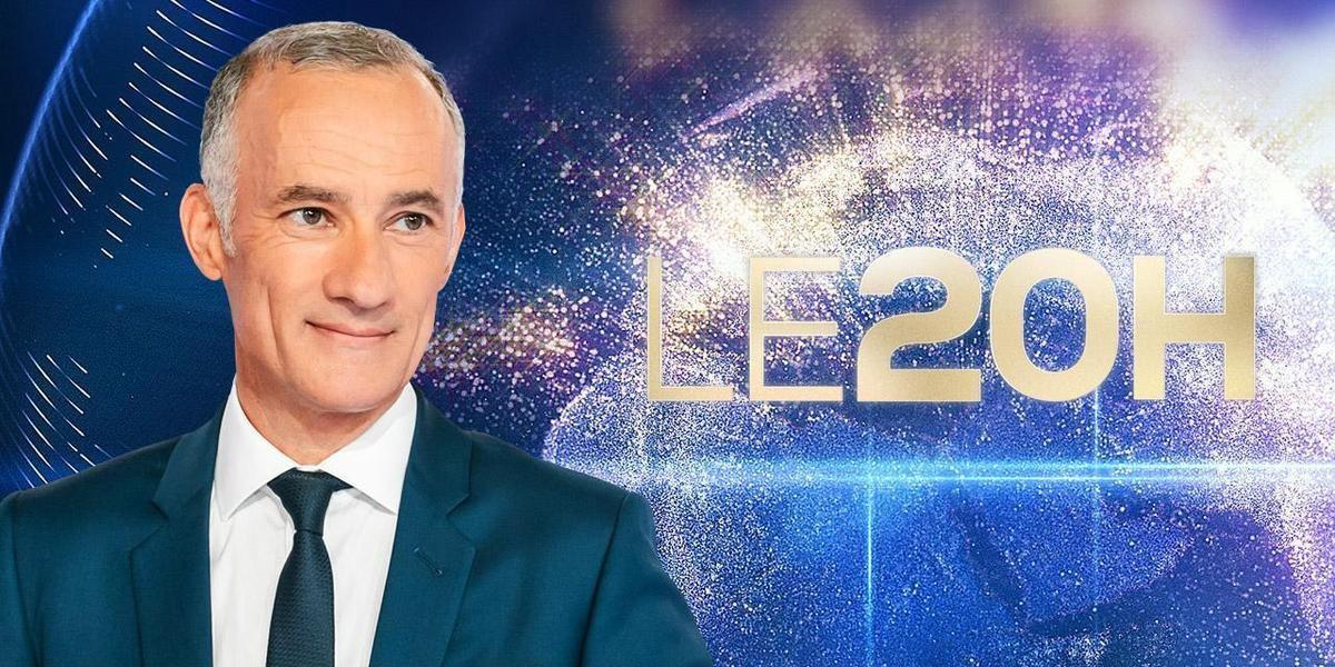 Le JT du 20h de TF1 du 6 janvier