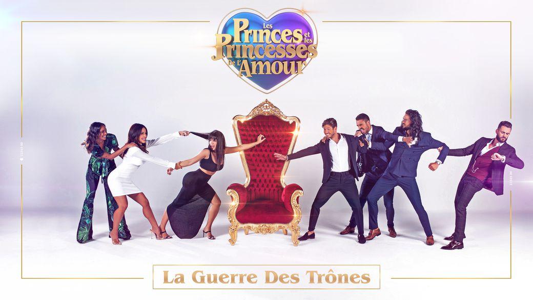 """Découvrez le nouveau pré-générique des """"Princes et princesses de l'amour"""" qui sera diffusé dès ce soir sur W9"""
