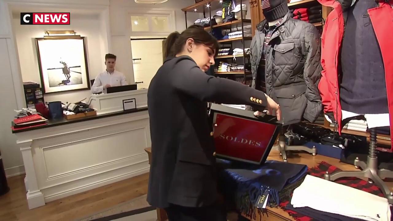 Soldes : A Lyon, les commerçants se préparent