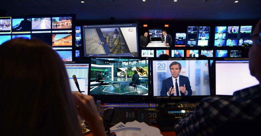 BSmart TV, une nouvelle chaîne d'infos économiques au printemps