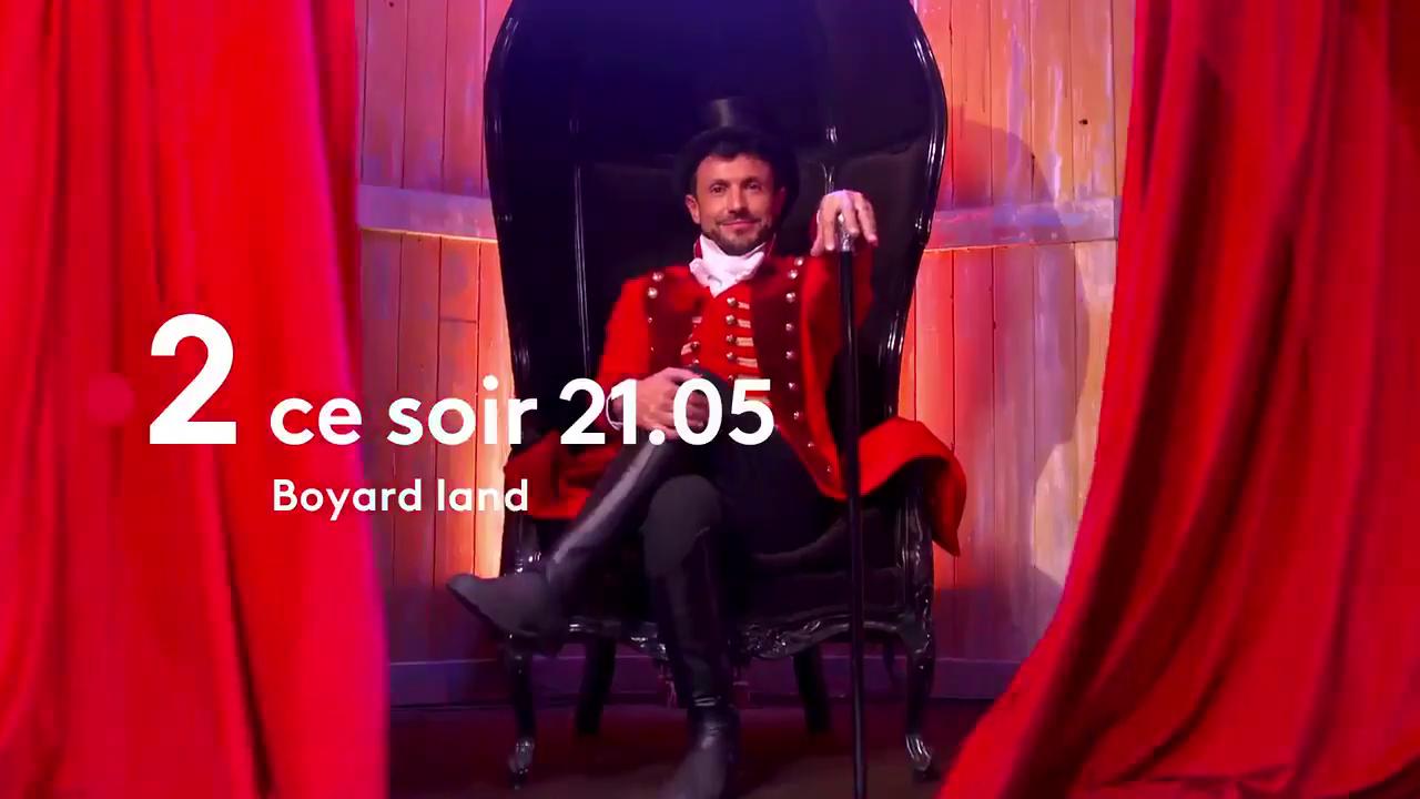 """Quatrième et dernier numéro de la saison 1 de """"Boyard Land"""" ce soir à 21h05 sur France 2"""