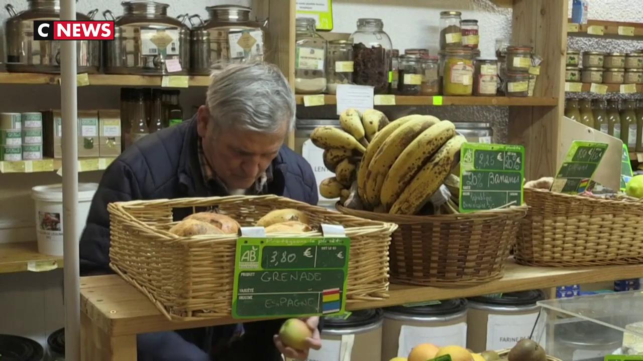 A Sauxillanges (Puy-de-Dôme), une épicerie solidaire en autogestion