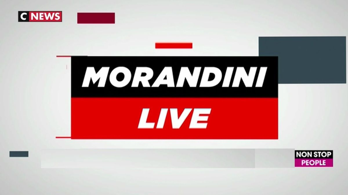Morandini Live du 15 janvier