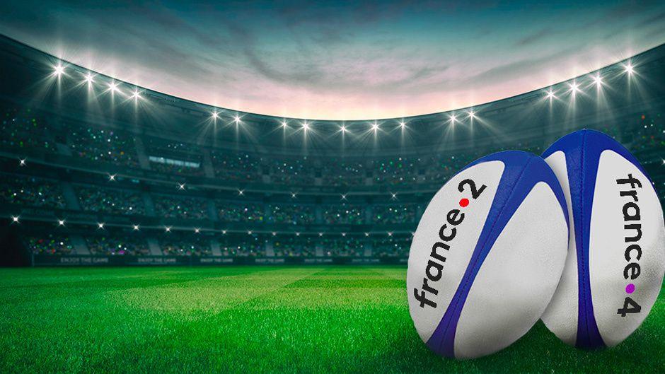 """""""Tournoi de rugby des 6 Nations 2020"""" du 1er février au 15 mars sur les chaînes du groupe France Télévisions"""