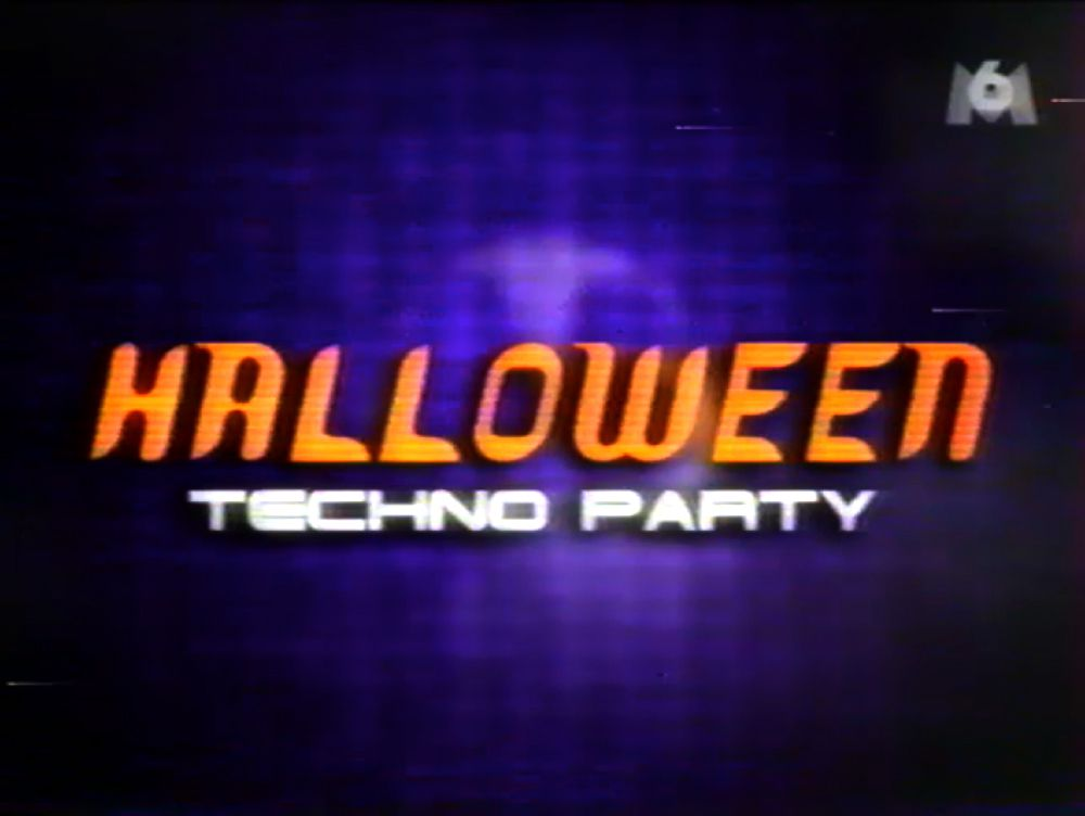 Halloween Techno Party