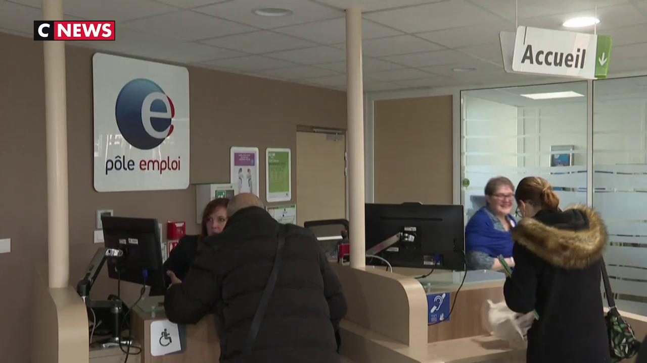 Le chômage a baissé de 3,3 % en France en 2019