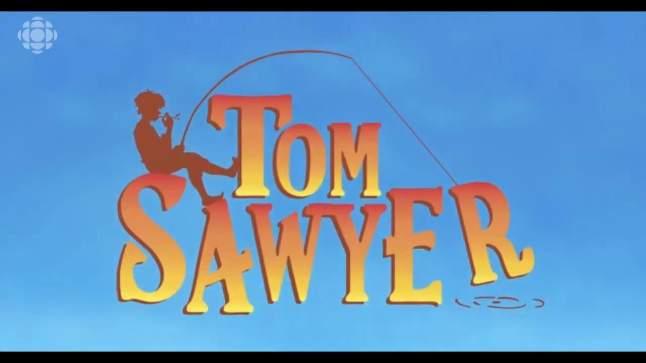 Un remake dessin animé de Tom Sawyer, produit par les français, fait son arrivée sur la chaine Radio Canada
