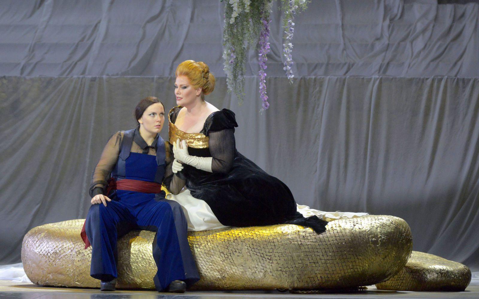 """Appassionata - """"Opéra : Sémiramide""""dans la nuit de samedi 15 à dimanche 16 février à 00h20 sur France 3"""