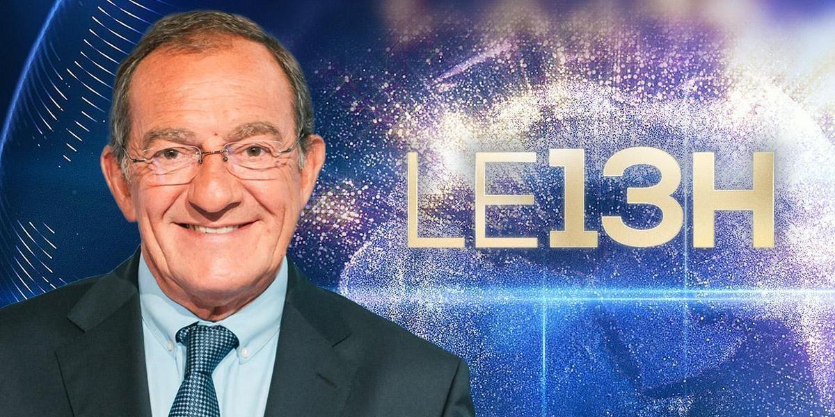 Le JT du 13h de TF1 du 13 février