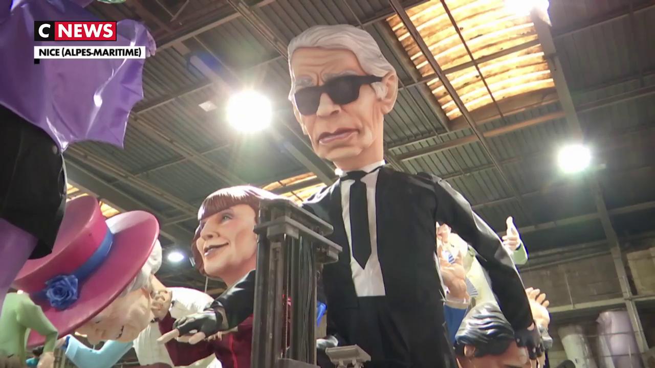 Nice : La mode à l'honneur du 136e carnaval