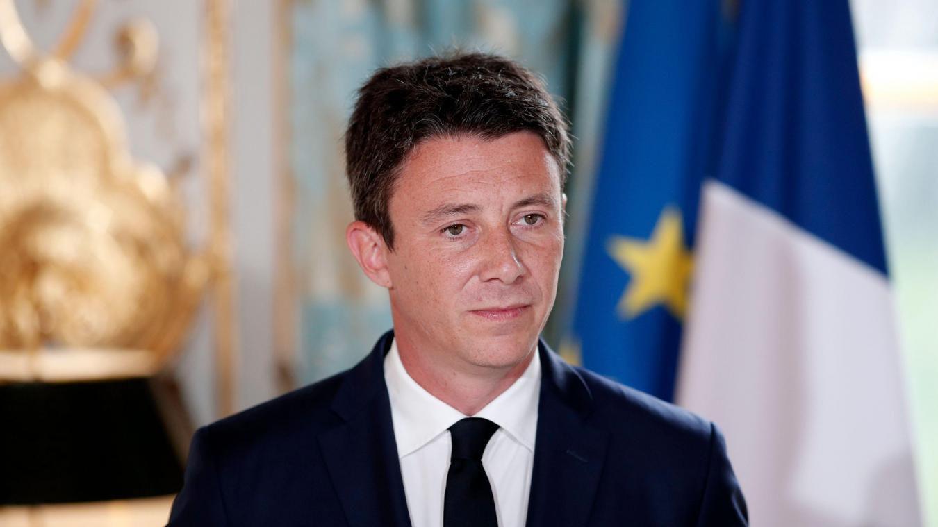 Le Fil Actu - Benjamin Griveaux est depuis hier placé sous la protection des services de police en raison de menaces de mort (Le Parisien)