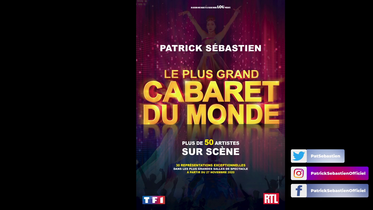 Le Plus Grand Cabaret du Monde dans tous les Zénith de France dès novembre prochain