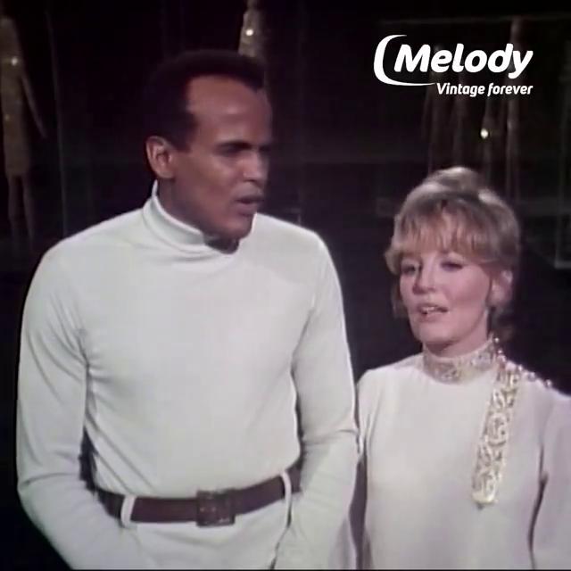 Le show de 1968 de Petula CLARK à la NBC sur Melody en exclusivité !