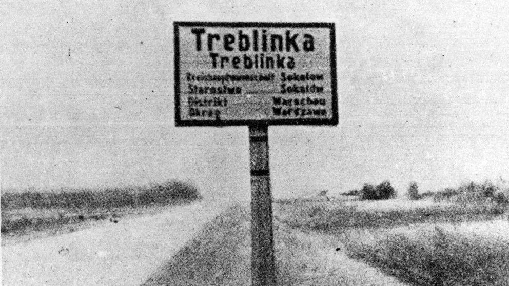 """""""Treblinka : Le camp de l'horreur"""" dimanche 8 mars à 20h50 sur Paris première"""