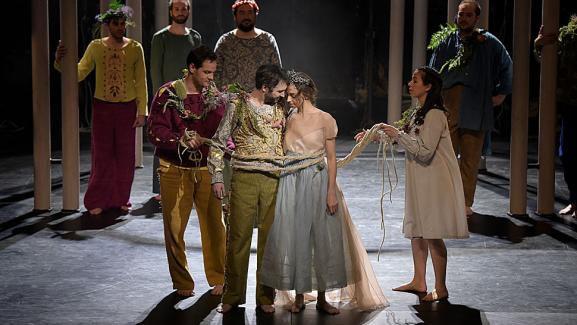 """""""Au clair de la lune : Alcione, opéra comique"""" dans la nuit du lundi 2 au mardi 3 mars à 00h30 sur France 2"""