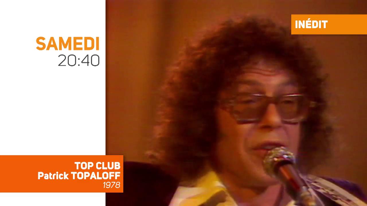 Top Club, jamais revue depuis 1978, samedi soir à 20h40 sur TV Melody