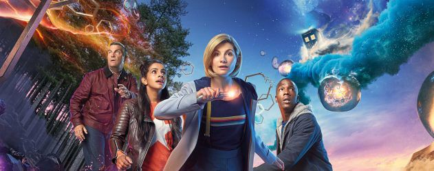 Doctor Who saison 13 : Le showrunner Chris Chibnall confirme son retour