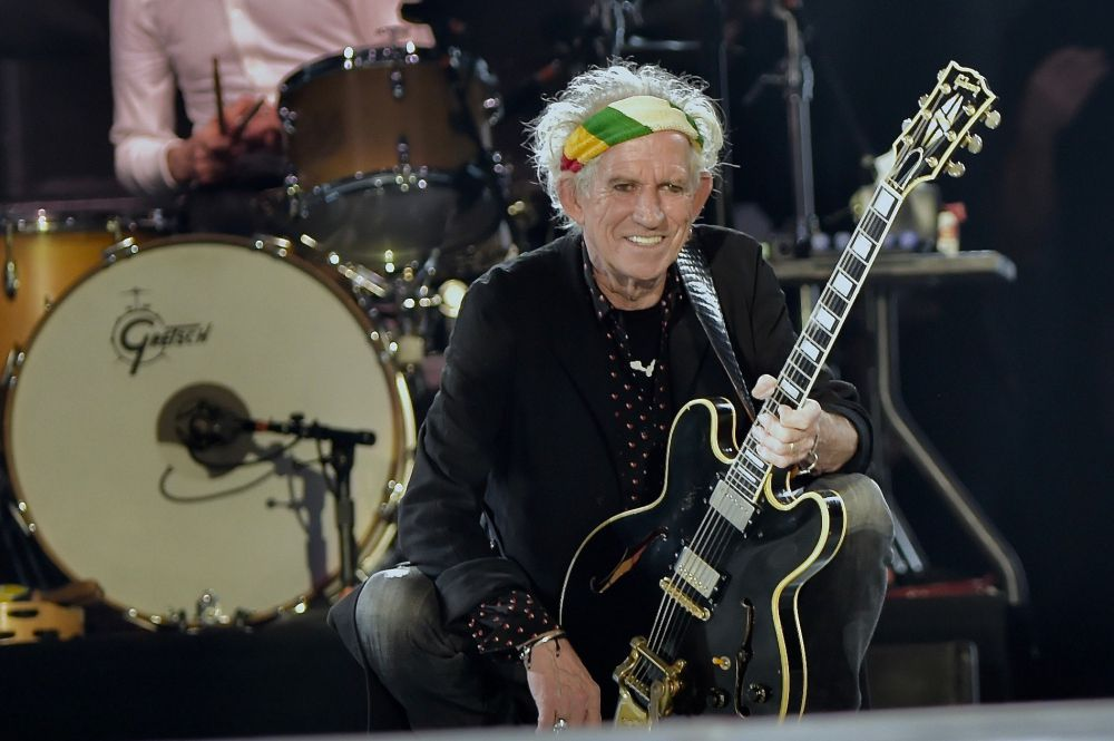 Keith Richards prend une décision radicale