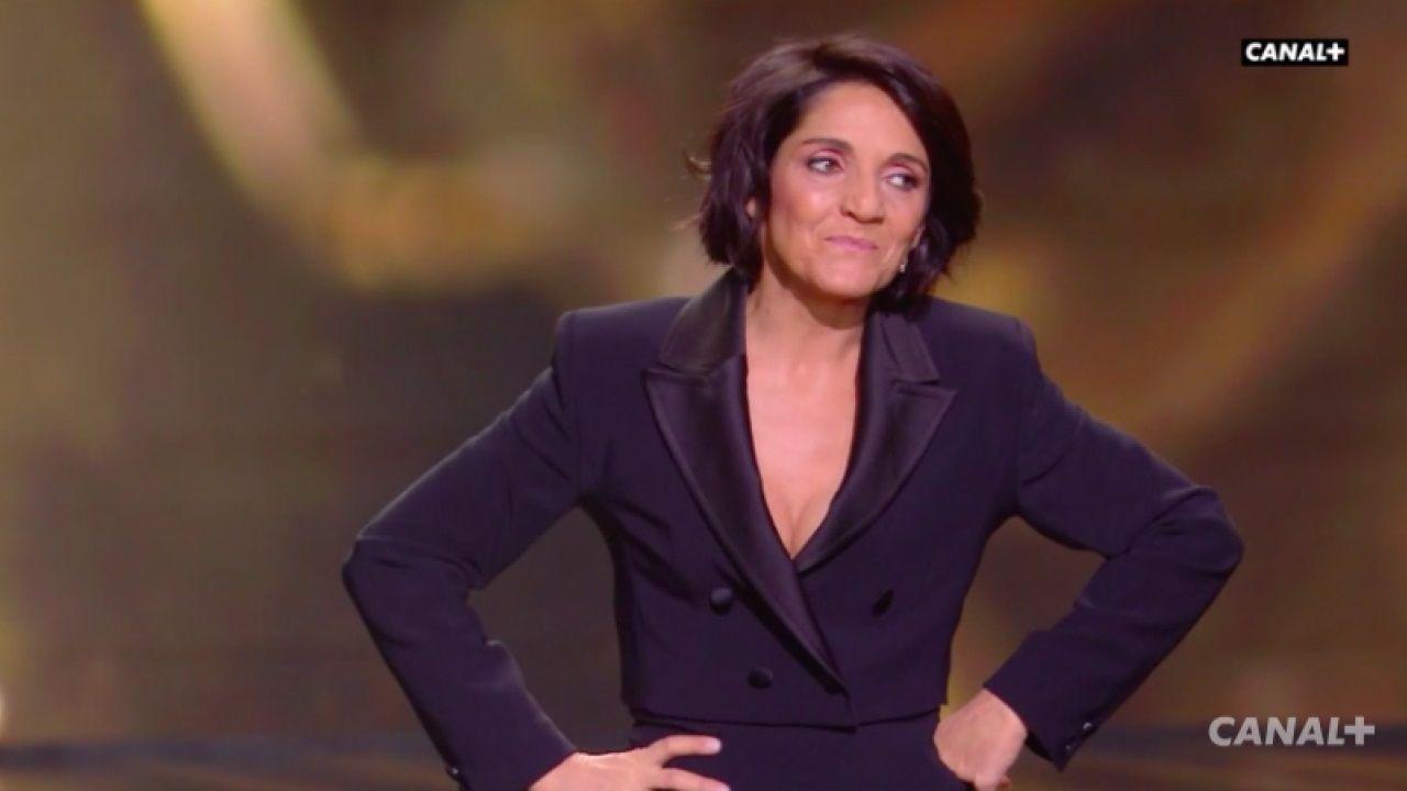 """Florence Foresti """"écœurée"""" par le Cesar remis à Roman Polanski"""