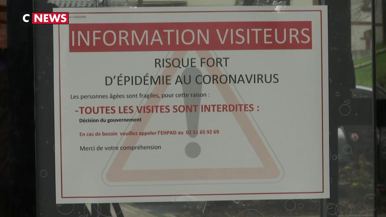 Visites interdites dans les EHPAD : Les familles en colère