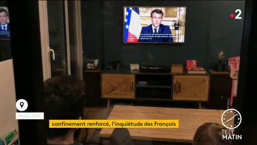 Virus - Après les annonces du Président Emmanuel Macron, quelles sont les réactions des Français ?
