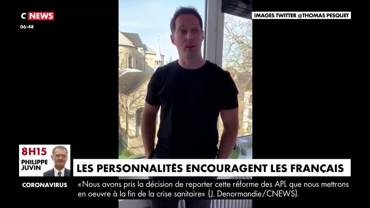Confinement : Les personnalités encouragent les Français