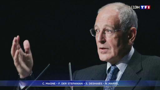 Regardez l'hommage ému de Jean-Pierre Pernaut à l'ex-PDG de TF1 Patrick Le Lay décédé à l'âge de 77 ans à la fin du 13h