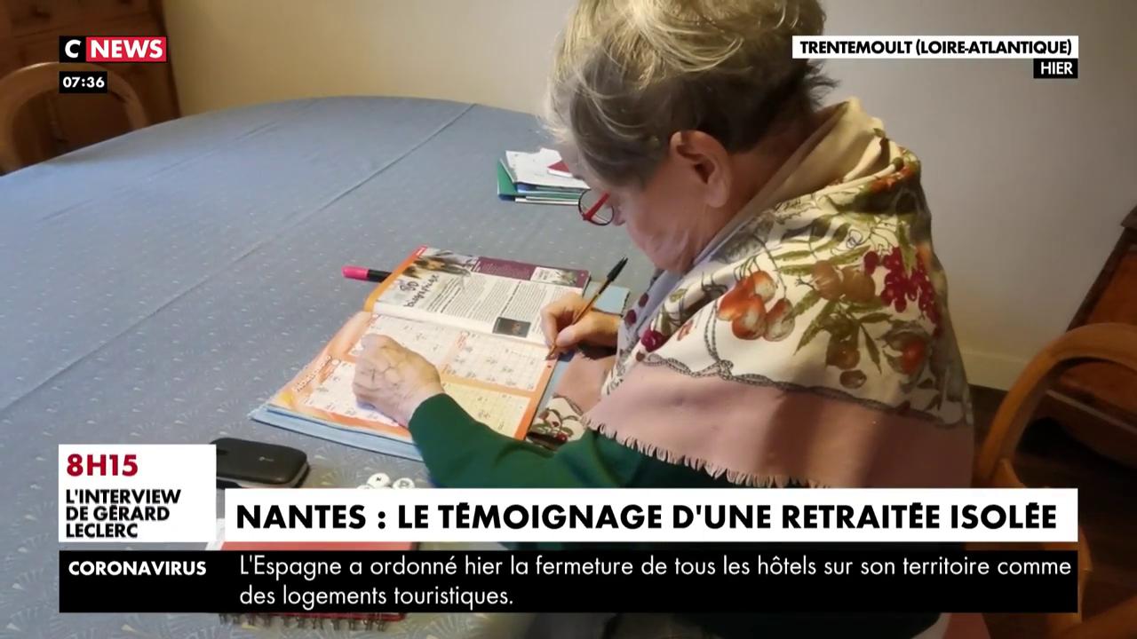 Coronavirus : Les personnes âgées se retrouvent isolées