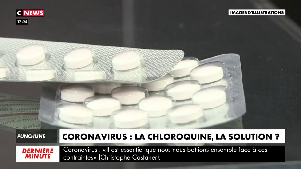 Coronavirus : La chloroquine, remède miracle contre l'épidémie ?