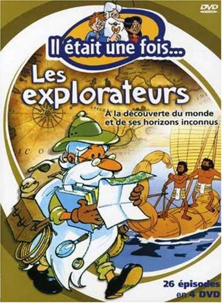 Il était une fois….les Explorateurs @Hello_Maestro