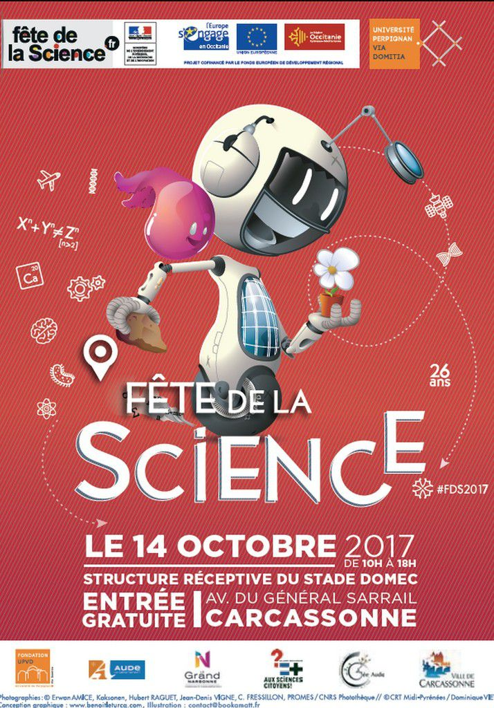 La fête de la science 2017