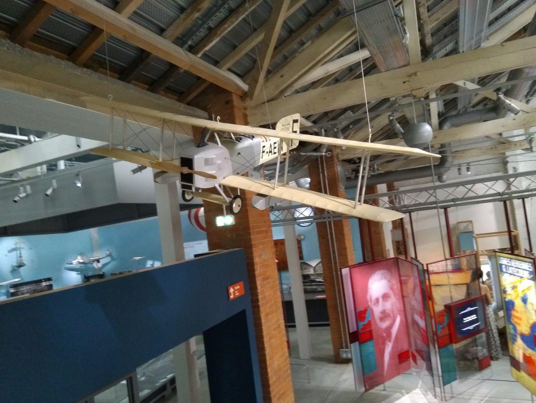 L'Envol des Pionniers « s'il vous plaît, … dessine-moi un avion ! »